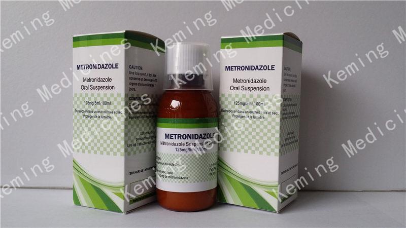Discount Price Resveratrol Beverage - Benzoyl metronidazole Oral suspension – KeMing Medicines