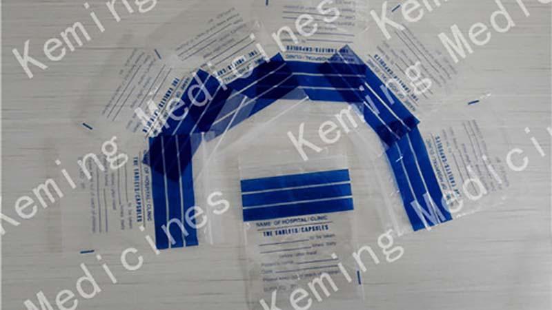 100% Original Factory Medical Raw Material - Plastic bag3 – KeMing Medicines Featured Image